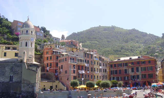 Cinque Terre Villages & Ligurian Lunch (Small Group)