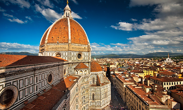 Florence and Pisa: Behind the Scenes