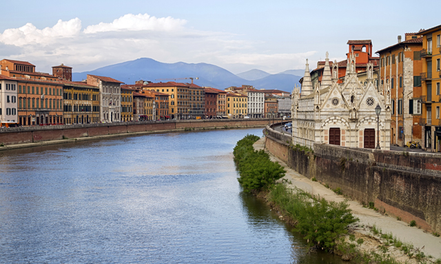 Panoramic Florence