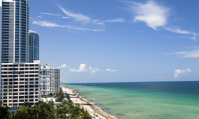 Margaritaville Resort with Airport Drop Off to MIA or FLL