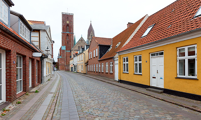 Ribe - Denmarks Oldest Town