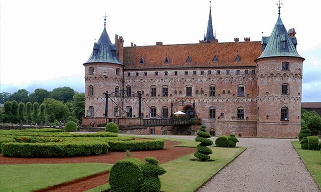 Egeskov Castle Tour