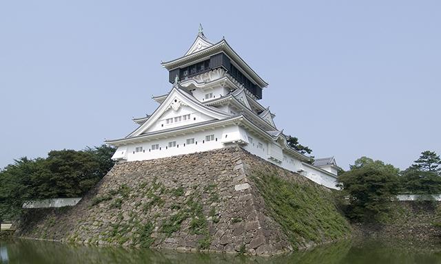 Bullet Train to Kokura Castle