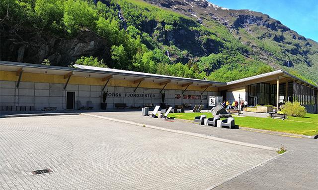 Geiranger Walk & Fjord Center