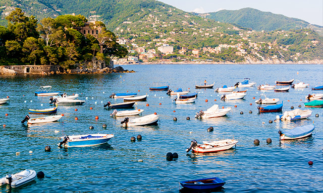 Portofino, Rapallo  & S. Margherita  - The Three Pearls of Paradise Gulf