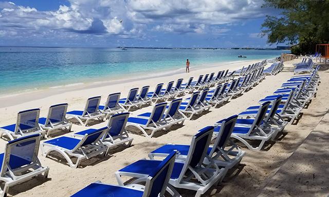 Coral Beach Club on Famous 7 Mile Beach