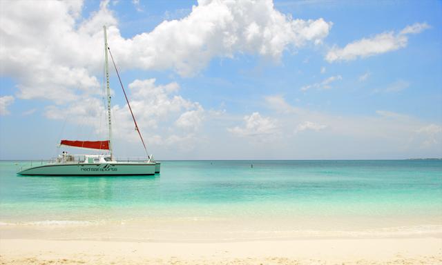 Catamaran Sail & Snorkel