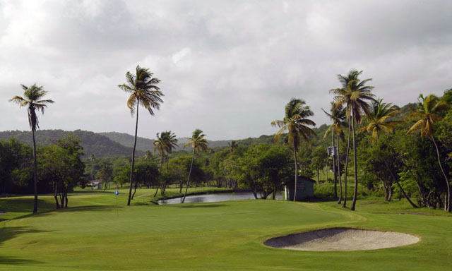 Golf at North Sound Club