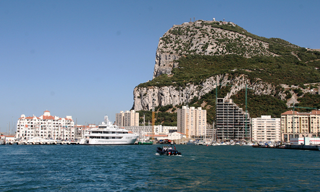 Gibraltar City Walking Tour