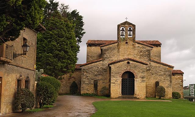 Oviedo & San Julian de los Prados