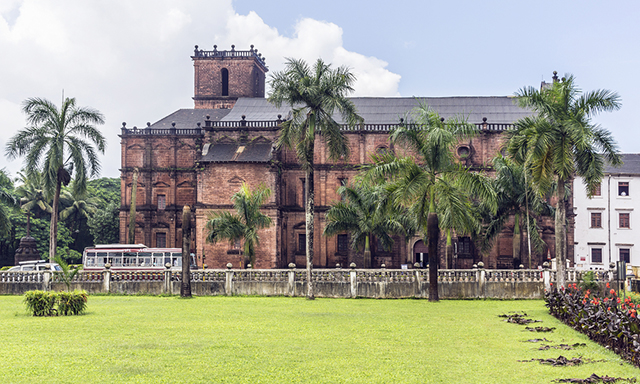 India's Churches of Old Goa Tour