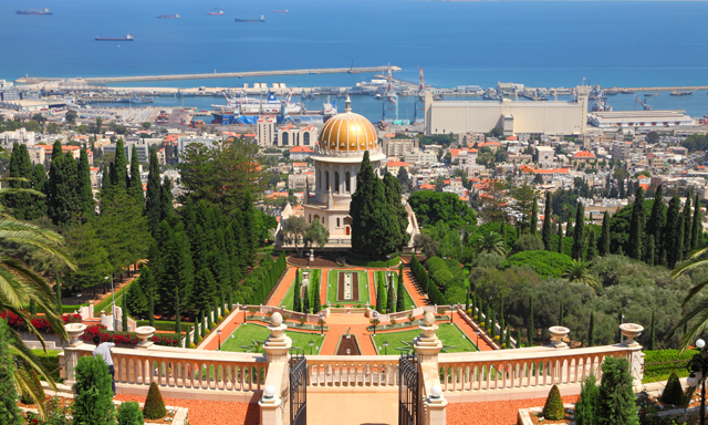 Haifa and Acre