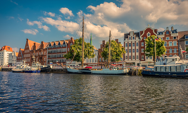 Medieval Luebeck - A Unesco World Heritage Site