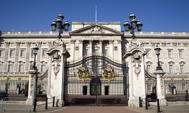 Internal Visit to Buckingham Palace & Heathrow Airport