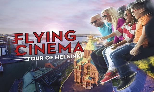 Helsinki Highlights & Flytour XD