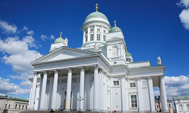 Accessible Helsinki Highlights and Rock Church