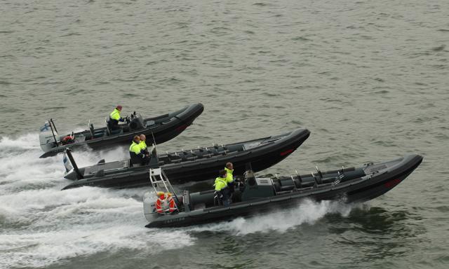 Helsinki Speedboat Adventure