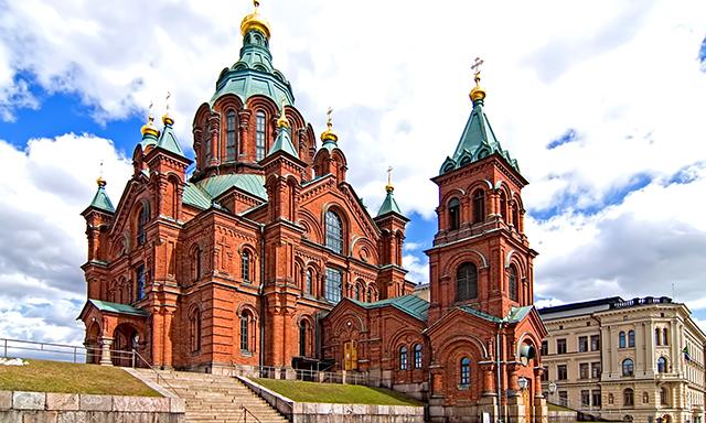 Helsinki Highlights & History