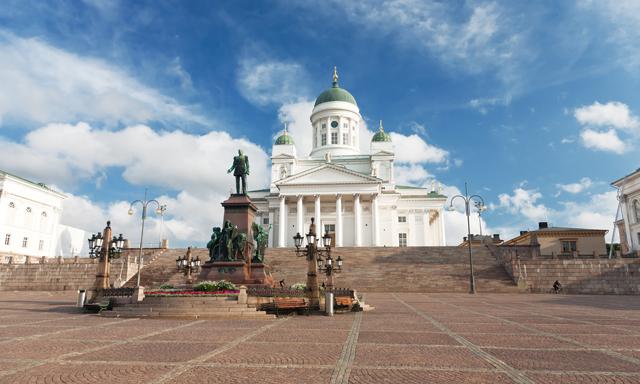 Helsinki Nordic Walking