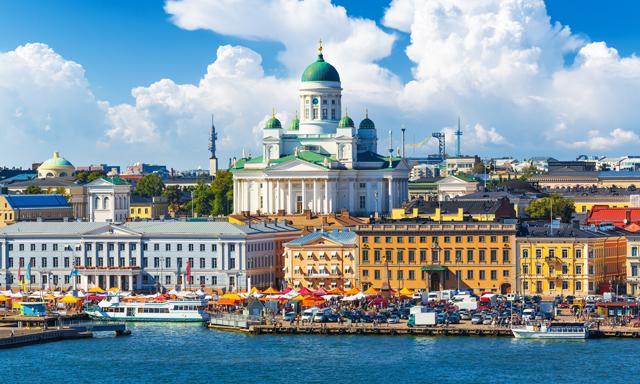 Panoramic Helsinki