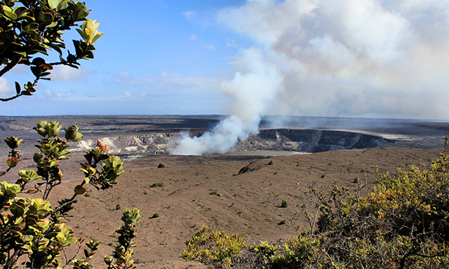 Kilauea Volcano Bike Adventure