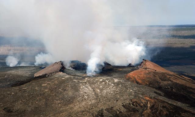 Hilo & Kilauea Volcano