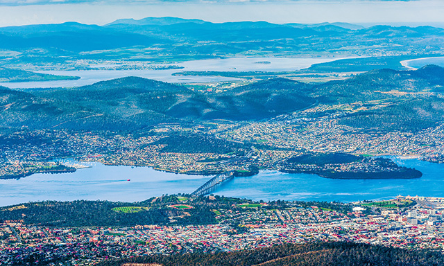 Tasmania Coastal Wilderness Cruise