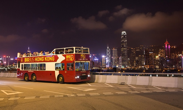 Hong Kong Night Tour