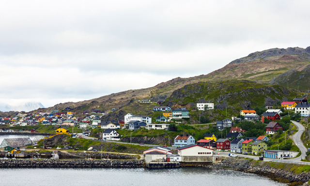Small Fishing Villages & Christmas House