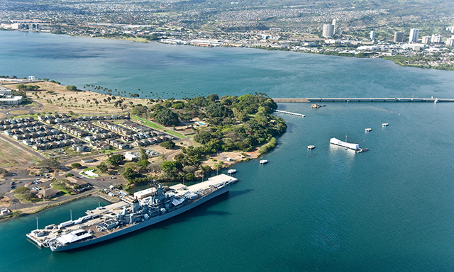 Pearl Harbor VIP and Battleship Missouri Tour