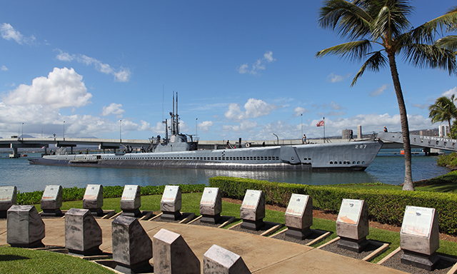 Pearl Harbor Visitors Center - On Your Own