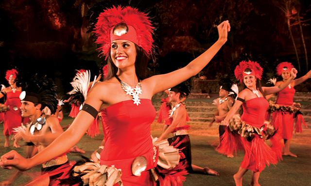 Polynesian Cultural Center Luau & Show