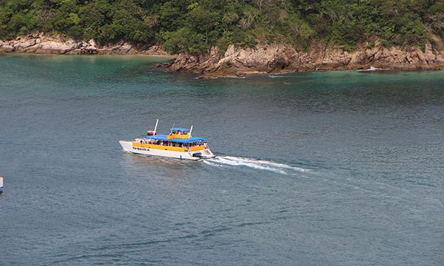 Five Bays by Catamaran Cruise and Swim