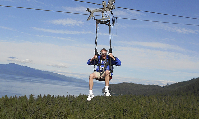Early Bird Special: Scenic Mountain Ascent & World's Largest Ziprider