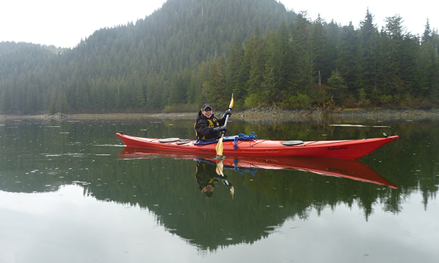 Icy Strait Point Advanced Kayak Adventure