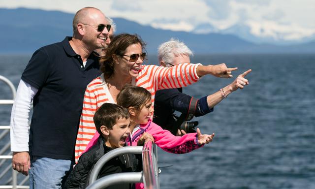Whale & Marine Mammals Cruise