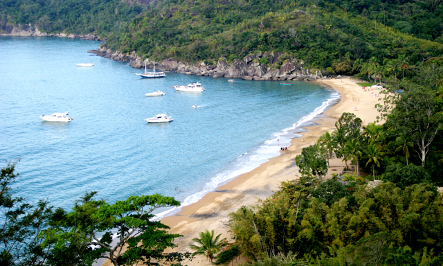 Ilhabela Highlights & Beach Break