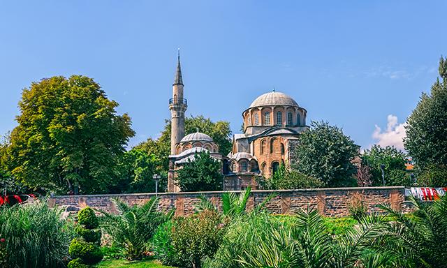 Istanbul's Byzantium Side