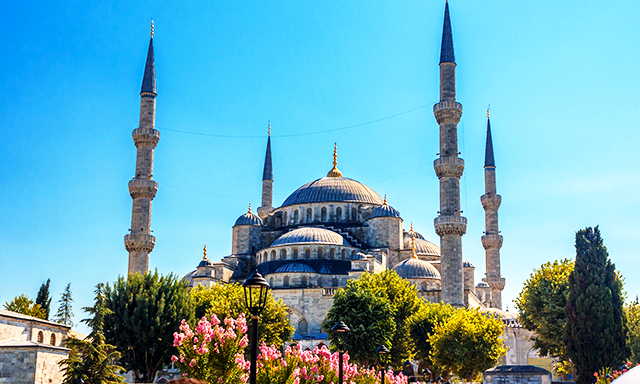 Byzantium & Ottoman Combo Tour