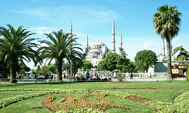 Byzantium Side of Istanbul & Transfer to Ataturk International Airport