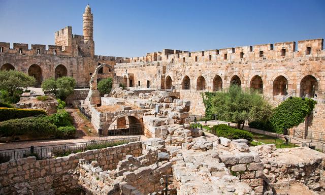 Eternal Jerusalem