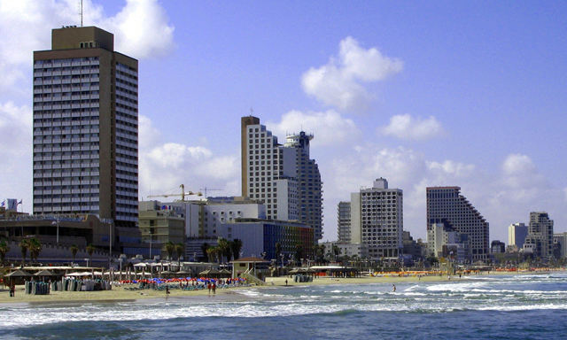 Evening Tel Aviv On Your Own