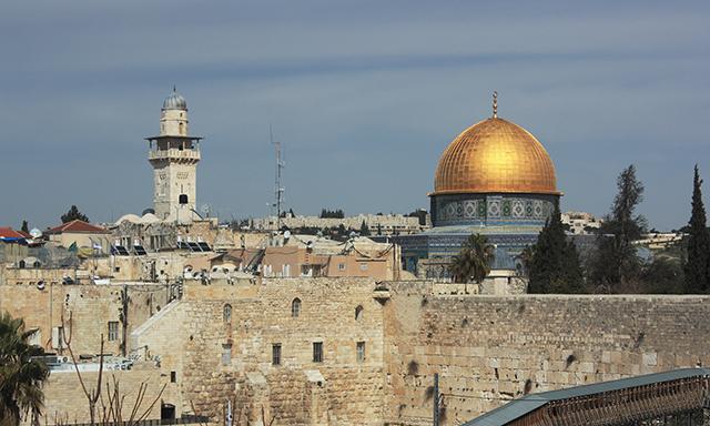 Glorious Jerusalem