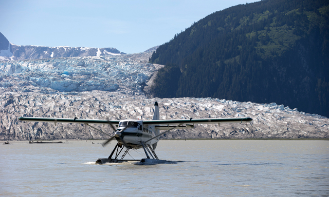 5-Glacier Seaplane Exploration