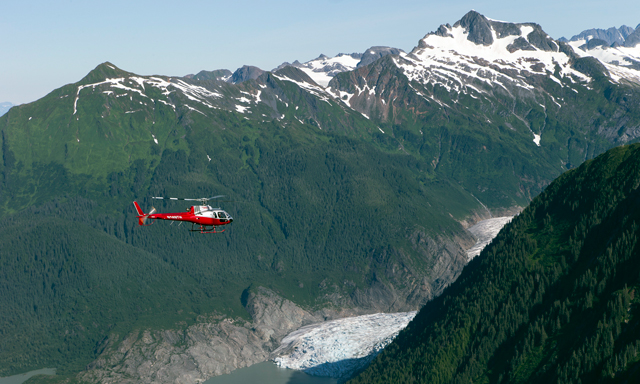 JMendenhall Glacier by Helicopter & Guided Walk