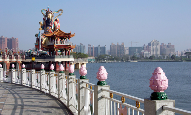 Half Day Fokuangshan Tour