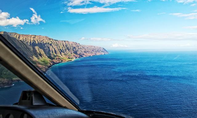 Deluxe Kauai Helicopter Flightseeing