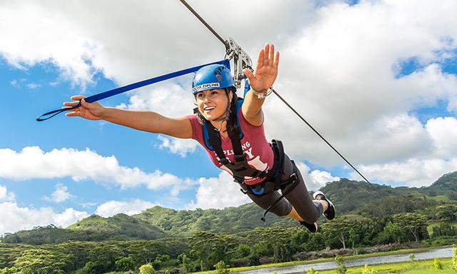 Kauai Jungle Zip Line Adventure