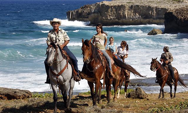 Poipu Horseback Riding
