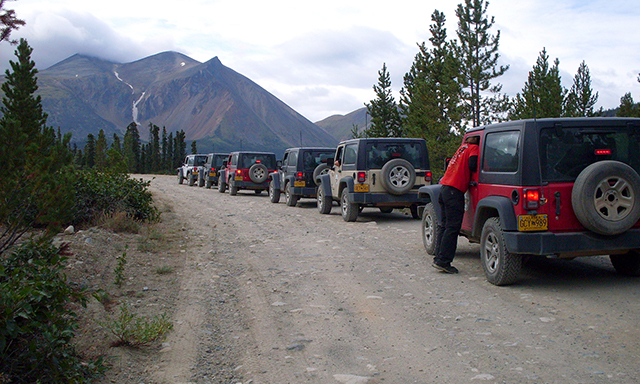 Backcountry Jeep & Canoe Safari